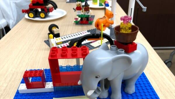 elephant block