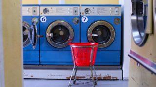 洗濯機と混乱の取り扱い